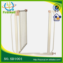 baby gate for stairs/child safety gates/metal baby safety gate