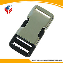 Hot shopping quick metal side release buckle in cheap price
