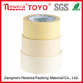 160MICRON Creped Paper Hot Melt Masking Tape