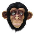 Top highest selling celebration latex Fancy Dress Gorilla mask for Cosplay