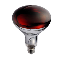 Hot Selling Infrared Heat Lamp Temperature Control 100/125/150/175/225/250/275/375w