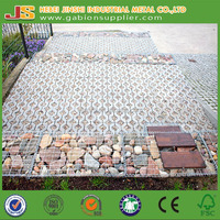 High quality 4mm welded gabion basket Factory