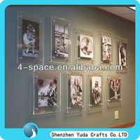 China Acrylic Wall Photo Frame Wall