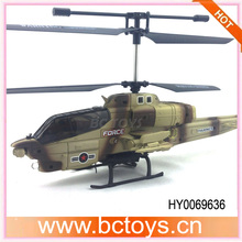 Cobra 33cm 3.5ch amry rescue rc chopper with gyro HY0069636