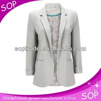 Formal women blazer designs china supplier