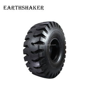 18.00-25 E-4 OTR Wheel Loader Tire China Bias Tire Factory