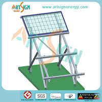 2016 New Design Solar Ground Mounting System For PV Landscape