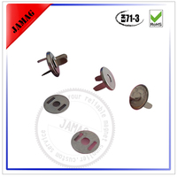 high quality magnetic lock button in hot sale