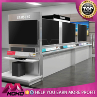 New designs LCD TV ark mobile kiosk shopping mall kiosk