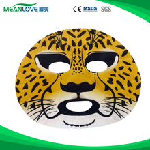High quality raw materials gold collagen crystal animal facial mask new products
