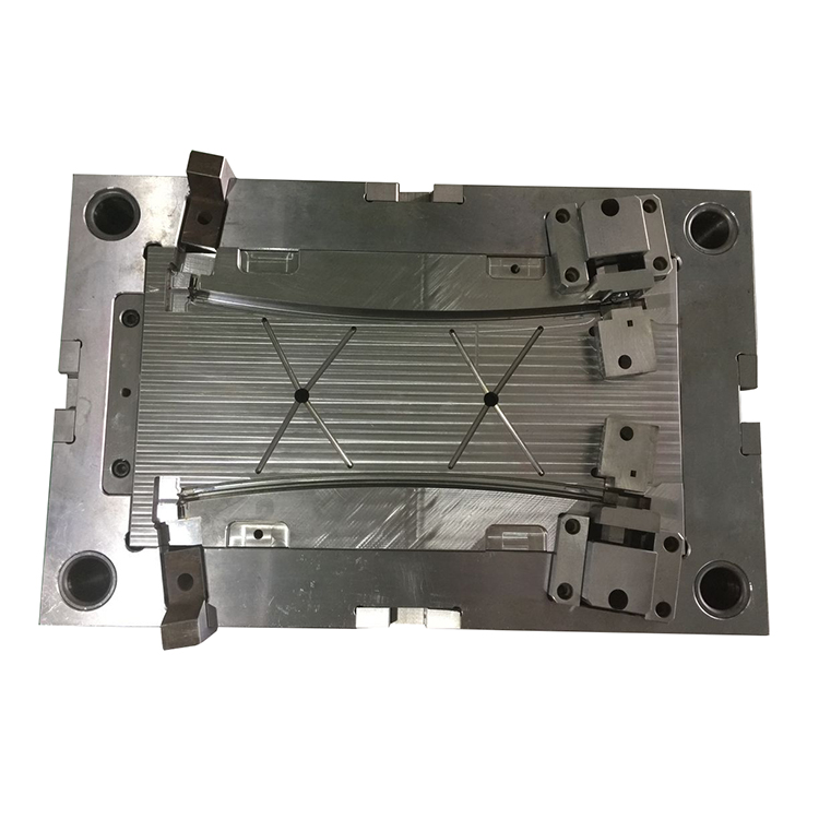 Hot runner multi cavities polishing plastic injection mould