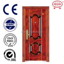 High Quality New Popular Door Standard Size Of Main Gate Steel Door 9 Lite