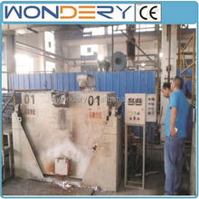 Hydraulic Tilting Crucible Melting Furnace For Lead, Zinc, Gold, Copper, Aluminum