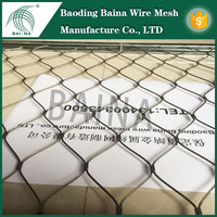 China Manufacturer Flexible Knitting Stainless Steel Wire Mesh