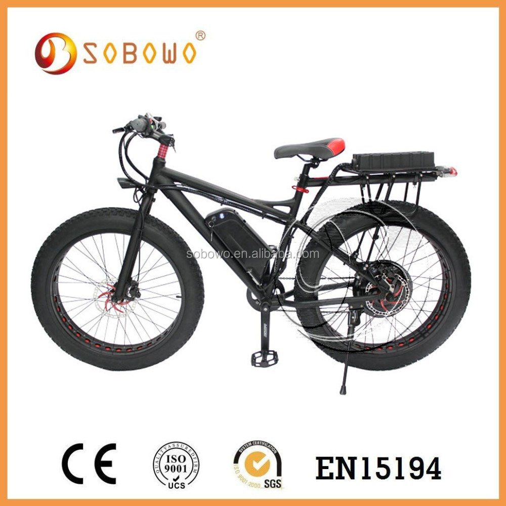 4 wheel electric bike