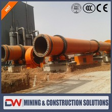 Mini Small Gypsum Activated Carbon Vertical Shaft Cement Lime Used Rotary Coal Dry Kiln Machine Plant Price For Sale