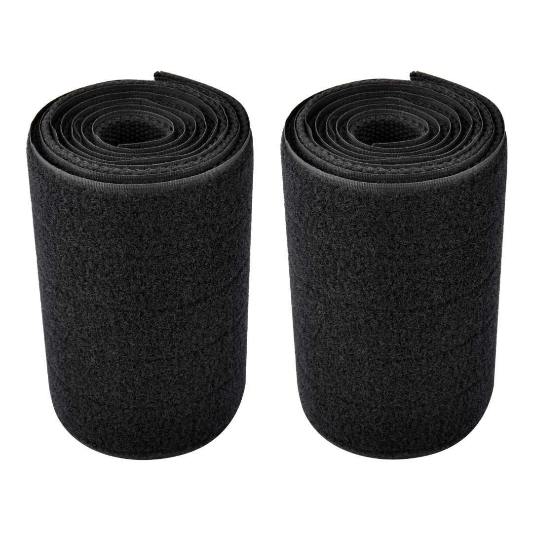 Quality Tree Protector Pad Material in Ribbon, Heavy Duty Set for Zip Line, Slackline & Hammock, 59 Inches Long, Set of Two