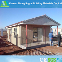 China Low Cost Sandwich Panel Cheap prefab cabin