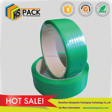 plastic tie down strap high strength pet strapping band zinc ingots bundling