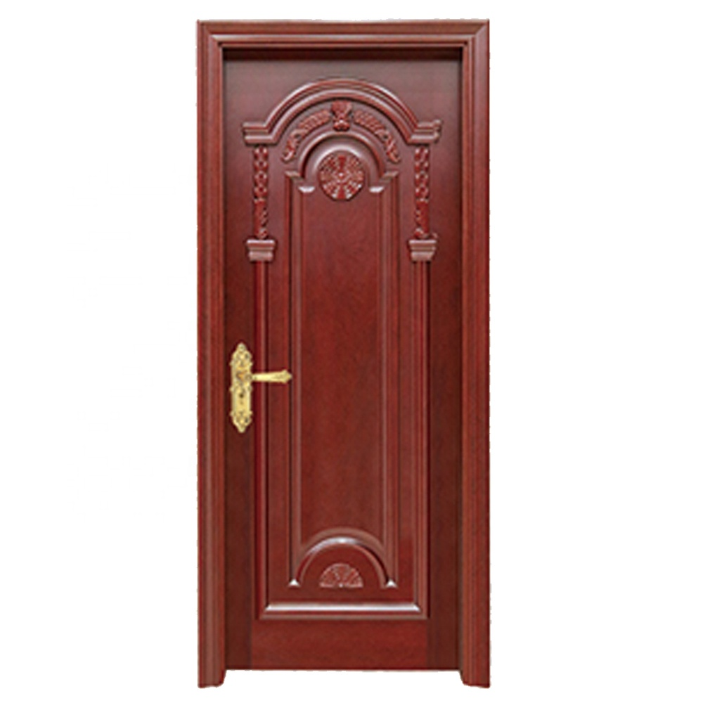 Contemporary Style Wooden Front Door Design Entry Main Carving Wood Design