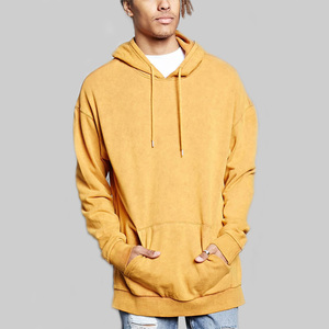 Custom made high quality side zip hoody french terry hoodies xxxxl hoodies