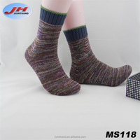 Elite Man Tiny colorful Stripe Bussiness Socks