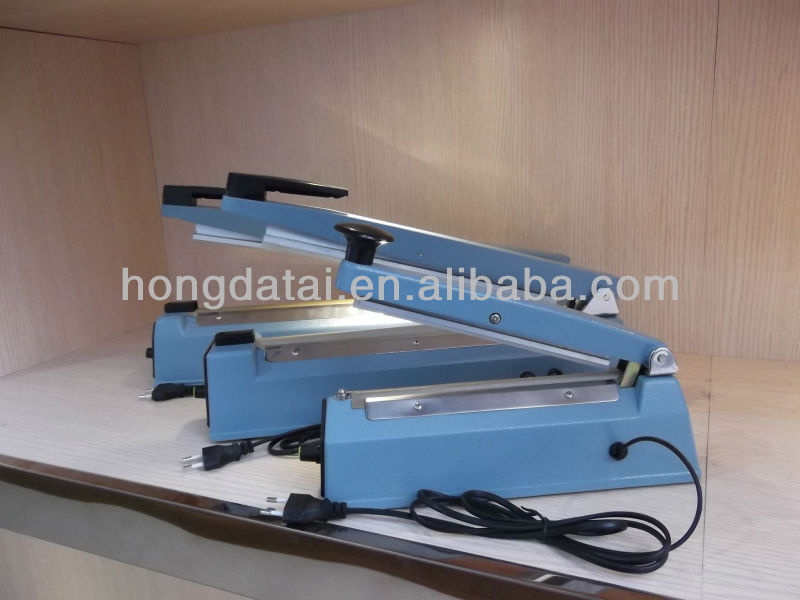 hand impulse sealers for plastic bag/hand held plastic bag sealer