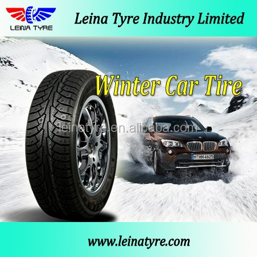 Studded winter car tyre 215/65R16 studable ice tire