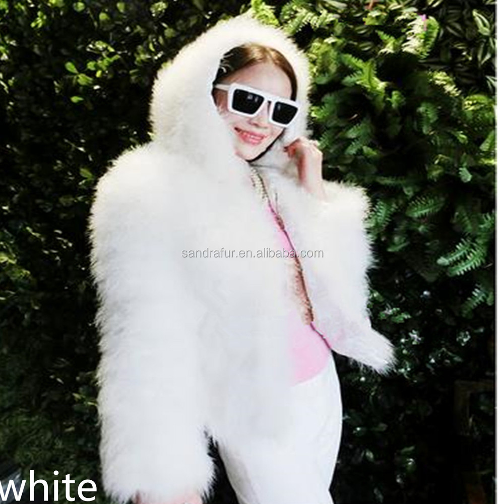 SJ100-01 Denmark Online Shopping Prefer Fur Coats/Noble Coats