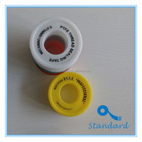 100% Pure PTFE Thread Seal Tape used in machinery