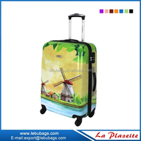 Korean style new model luggage tarvel trolley luggage bags