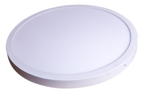 led 600mm round panel light suspending and surface mounted