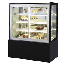bakery refrigerated equipment display cabinet cake showcase