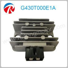 G430T000E1A 12v regulator rectifier,GY6 50cc scooter regulator rectifier