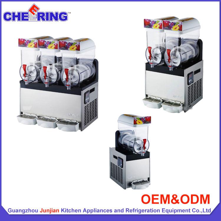 High quality Guangzhou factory used ice slush machine price