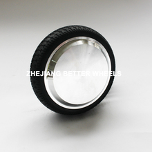 6.5inch tires for hot sale electric scooter parts 250w motor non-pneumatic hollow tire accessories