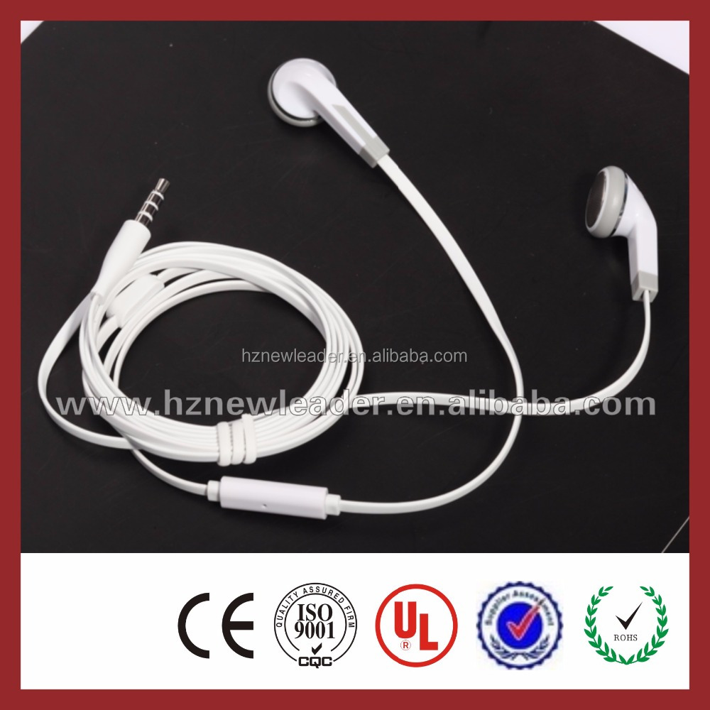 2017 newest earphones ear classic style for 4g mobile phone