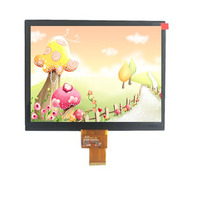 superb quality 800x480 8 inch LCD display for E-book reader