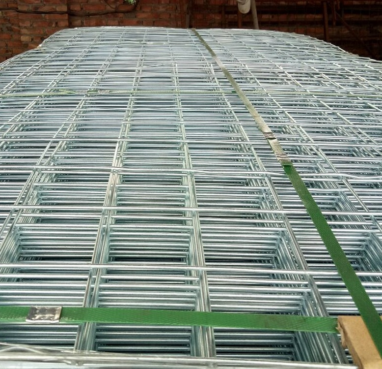 Hebei China 8 gauge welded wire mesh / welded wire for construction