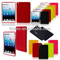 Wholesale new design tpu + pc hard case cover for ipad mini