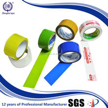 High Quality Polypropylene Film Acrylic Glue Without Noise Bopp Adhesive Tape