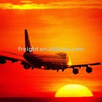 air freight/shipping form China to Raleigh Durham,RDU,USA