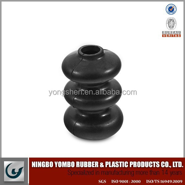 OEM Molded Rubber gaskets /EPDM Rubber Molded Parts ISO9001 & TS16949 Approved