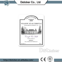 2015 top quality personalized wedding wine labels