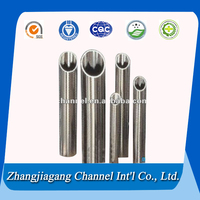 Stainless steel capillary internal fin tube