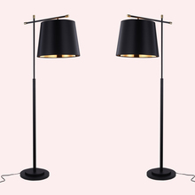 Hotel Modern Floor Lamp Elegant Floor Lamps for Living Room Indoor led Wall Lighting with Switch