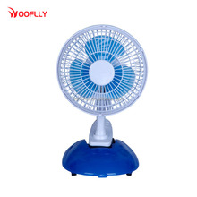 6 Inch Plastic Blades Mini Home Electric Stand fan