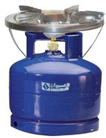 Cooking Stove And Gas Cylinder