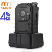 CammPro I827 IR Night Vision 4G WIFI live streaming Video Police body worn Camera
