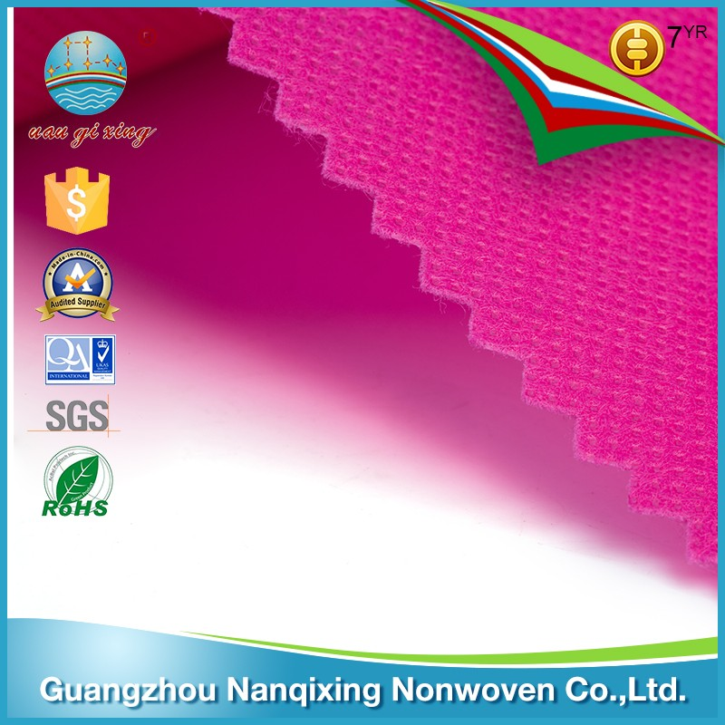 Nan Qi Xing Spunbond Non Woven Fabric for Many Applications